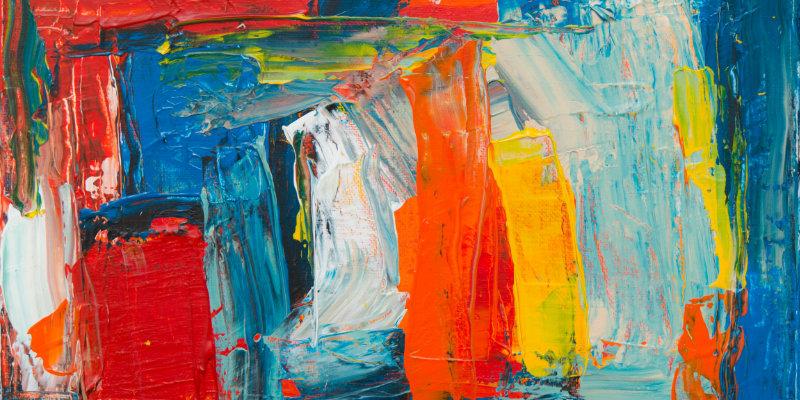 Peinture de toutes les couleurs